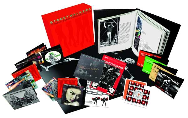 STREETWALKERS - I'm Walking, The Complete Streetwalkers 1974-1977