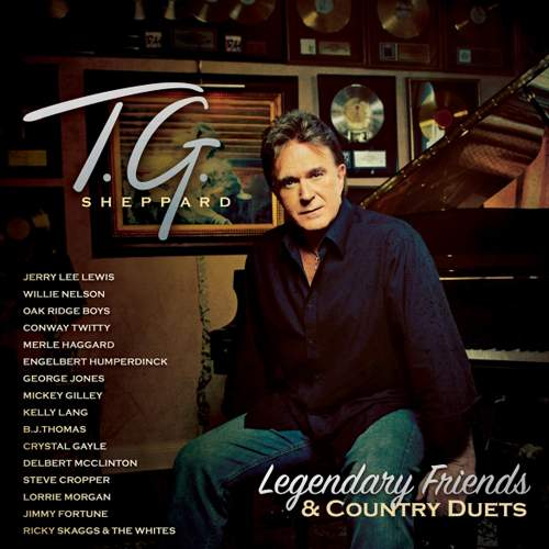 T. G. SHEPPARD - Legendary Friends & Country Duets
