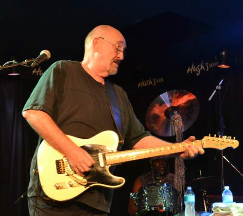 "Dave Mason at ""Hugh's Room"""