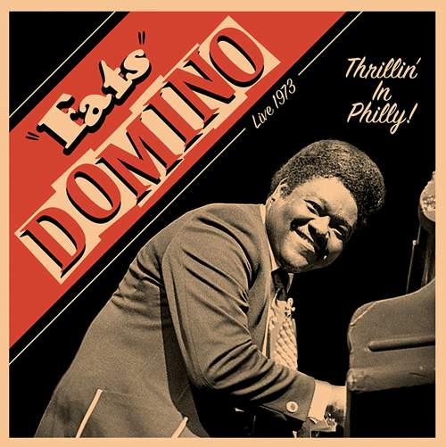 FATS DOMINO - Thrillin' In Philly - Live 1973