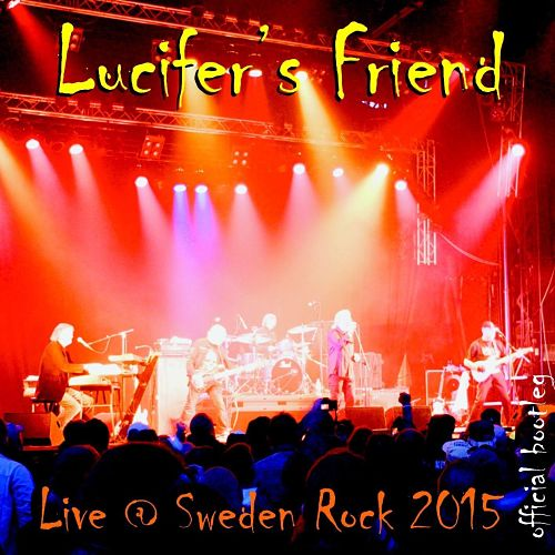 LUCIFER'S FRIEND - Live @ Sweden Rock 2015