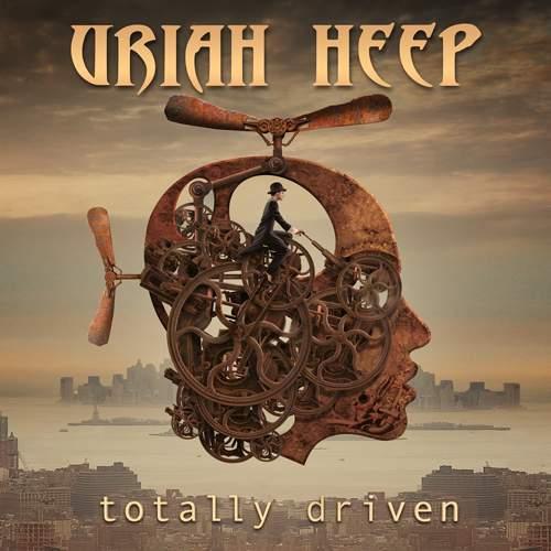 URIAH HEEP - Totally Driven