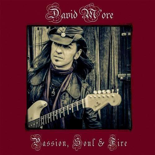 DAVID M'ORE - Passion, Soul & Fire