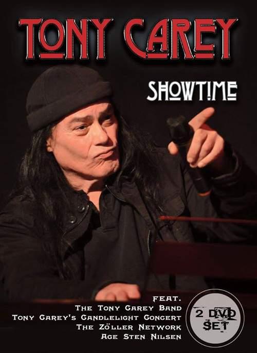 TONY CAREY - Showtime