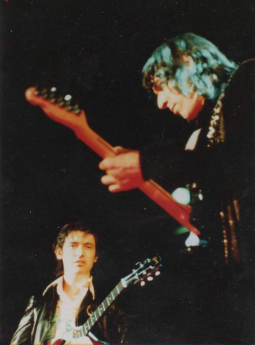 With John Cale