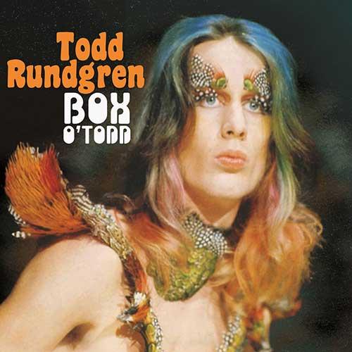 TODD RUNDGREN - Box O'Todd