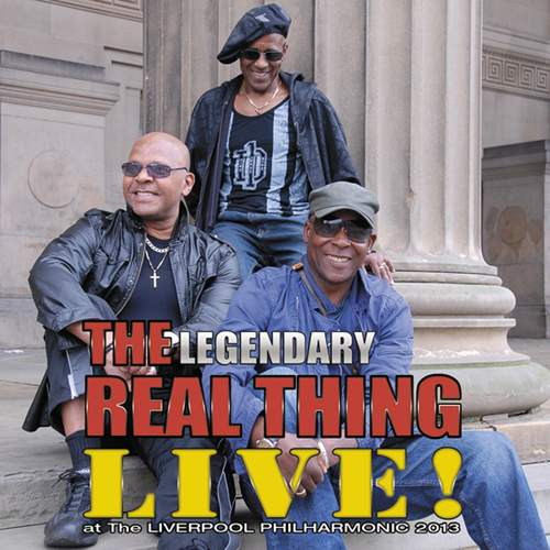 THE REAL THING - Live!
