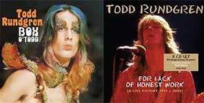 TODD RUNDGREN - Box O'Todd / For Lack Of Honest Work