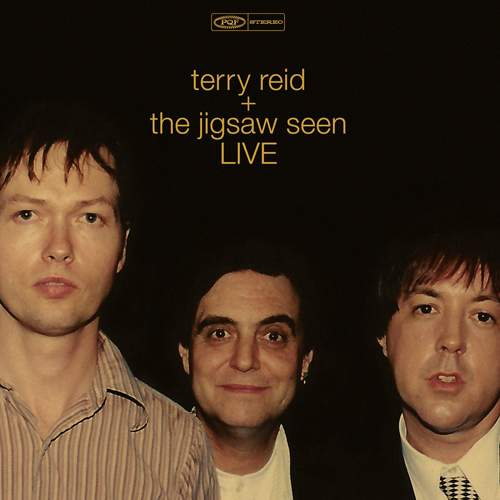 TERRY REID + THE JIGSAW SEEN - Live