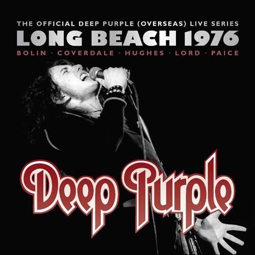 DEEP PURPLE - Long Beach Arena 1976