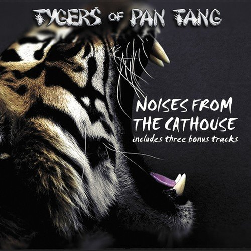 TYGERS OF PAN TANG - Noises From The Cathouse