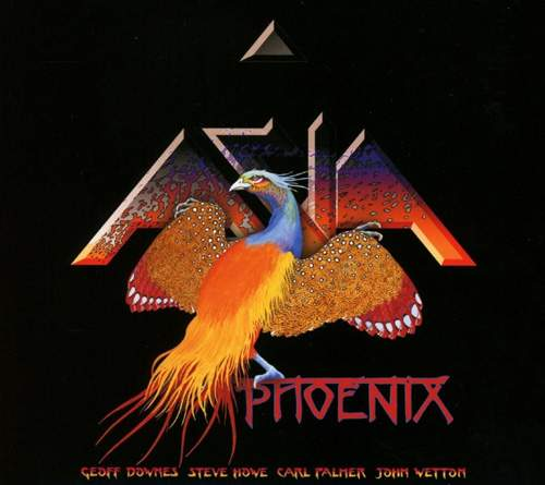 ASIA - Phoenix - Special Edition