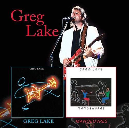 GREG LAKE - Greg Lake / Manoeuvres