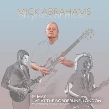 Mick Abrahams Benefit