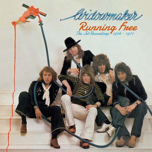 WIDOWMAKER - Running Free: The Jet Recordings 1976-1977