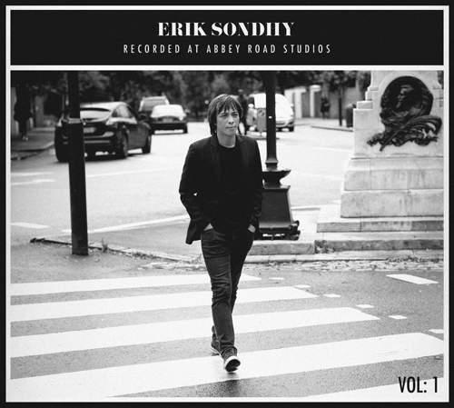 ERIK SONDHY - Recorded At Abbey Road Studios, Vol. 1