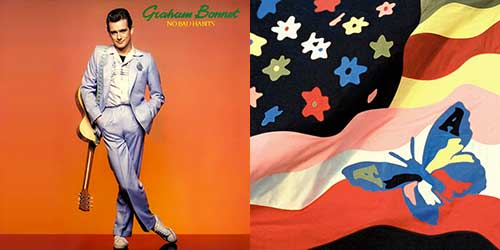 GRAHAN BONNET and THE AVALANCHES' albums