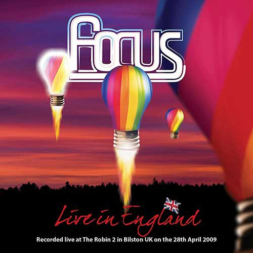FOCUS - Live In England