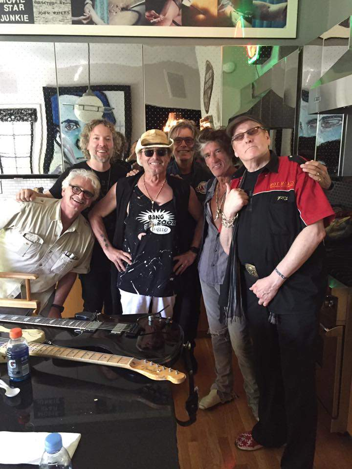 CHEAP TRICK with Jack Douglas and Joe Perry