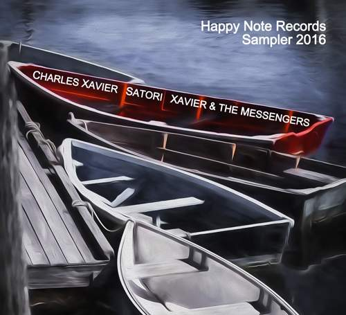 CHARLES XAVIER - Happy Note Records Sampler 2016