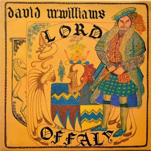DAVID McWILLIAMS – Lord Offaly