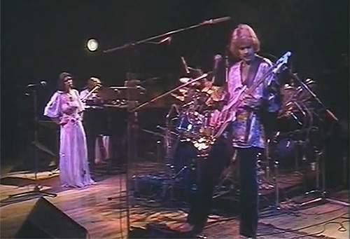 RENAISSANCE - Golders Green Hippodrome 1977