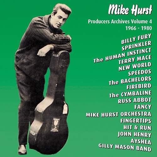 MIKE HURST - Producer's Archives Volume 4. 1966-1980