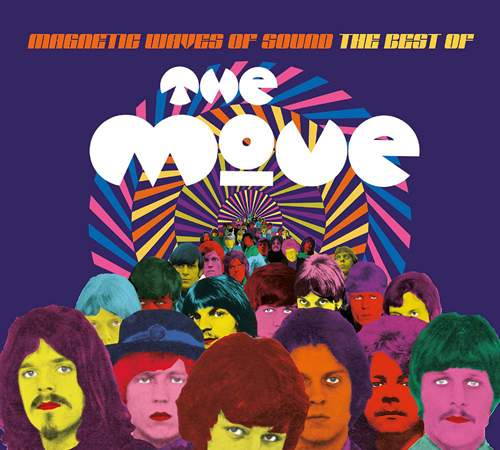 THE MOVE - Magnetic Waves Of Sound - The Best Of