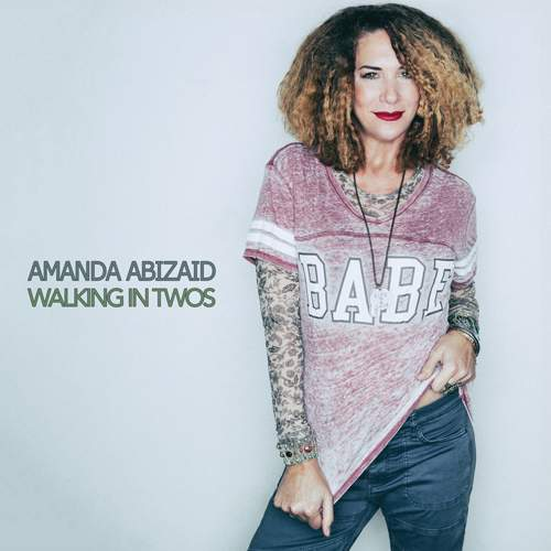 AMANDA ABIZAID - Walking In Twos