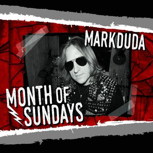 MARK DUDA - Month Of Sundays