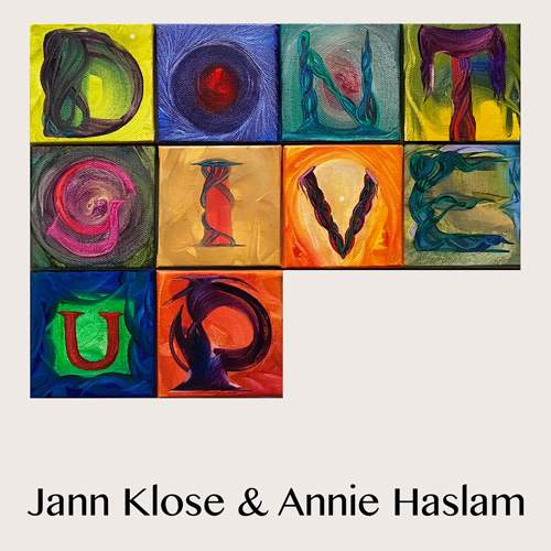 JANN KLOSE & ANNIE HASLAM - Don't Give Up
