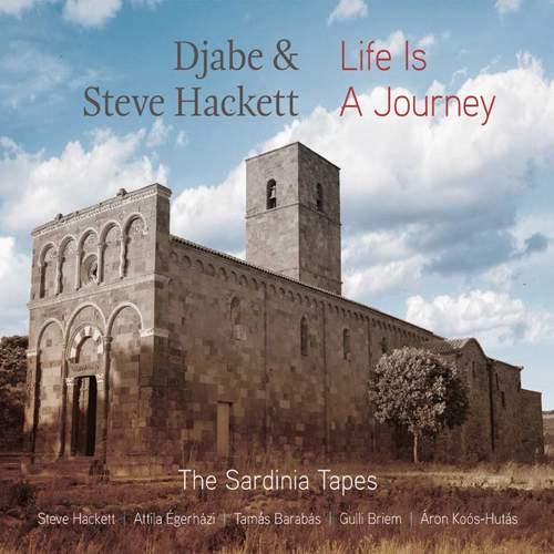DJABE & STEVE HACKETT - Life Is A Journey