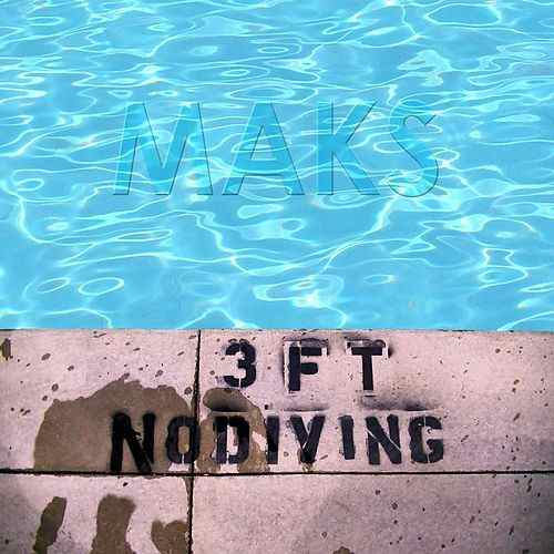 MAKS - 3 Ft No Diving