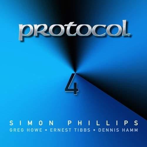 SIMON PHILLIPS - Protocol 4