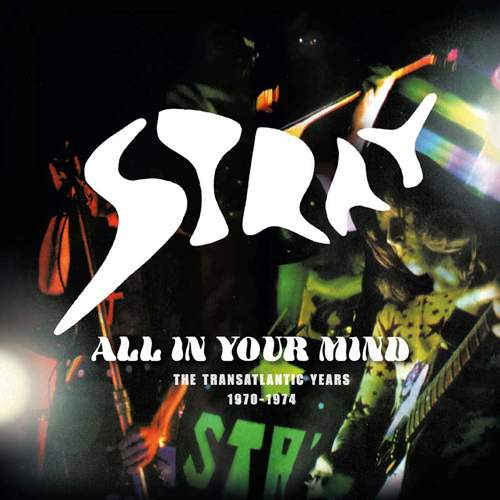 STRAY - All In Your Mind - The Transatlantic Years 1970-1974