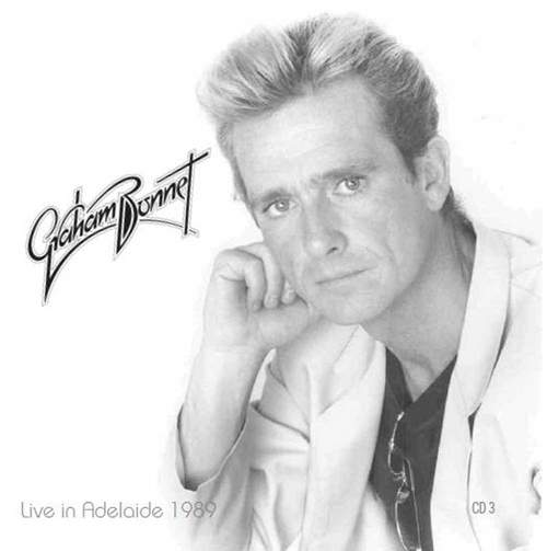 GRAHAM BONNET - Live In Adelaide 1989