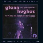 GLENN HUGHES - The Official Bootleg Box Set