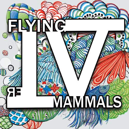 FLYING MAMMALS - Vier