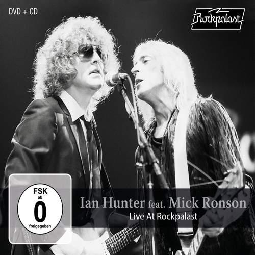 IAN HUNTER feat. Mick Ronson - Live At Rockpalast