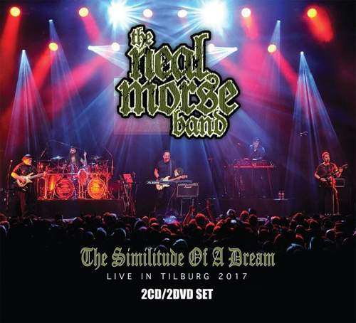 THE NEAL MORSE BAND - The Similitude Of A Dream: Live In Tilburg 2017