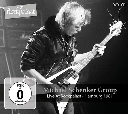 MICHAEL SCHENKER GROUP - Live At Rockpalast - Hamburg 1981