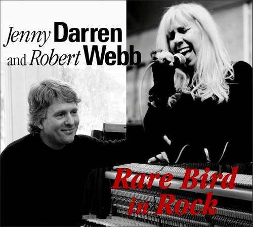 JENNY DARREN and ROBERT WEBB - Rare Bird In Rock