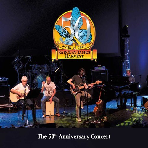 JOHN LEE'S BARCLAY JAMES HARVEST - The 50th Anniversary Concert