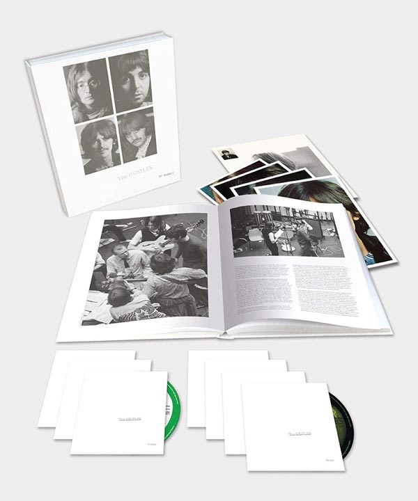 THE BEATLES - White Album - 50th Anniversary Box