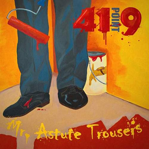 41POINT9 - Mr. Astute Trousers