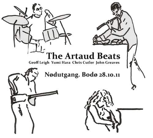 THE ARTAUD BEATS – Nødutgang. Bodø 28.10.11