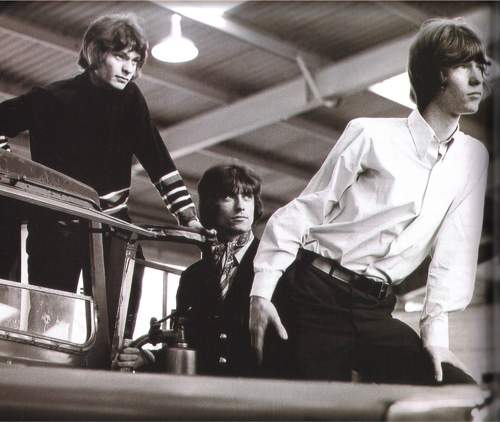 FIRE in 1967, Dave on the left