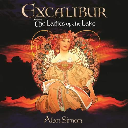 ALAN SIMON - Excalibur: The Ladies Of The Lake