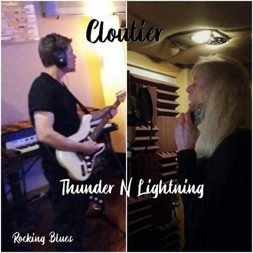 CLOUTIER - Thunder 'N' Lightning