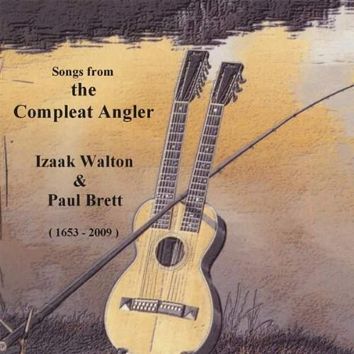 PAUL BRETT - Songs From The Compleat Angler